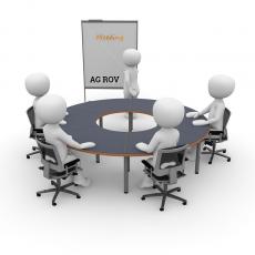Teilnahme der BI an der 7. Sitzung der Arbeitsgruppe Raumordnungsverfahren (AG ROV) am 08.11.2016