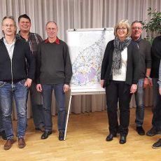 Gemeinde Neuhof im Dialog mit den BI's zur Neubau-/Ausbaustrecke Hanau-Würzburg/Fulda